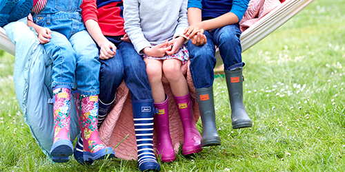 Childrens Equestrian & Country Footwear