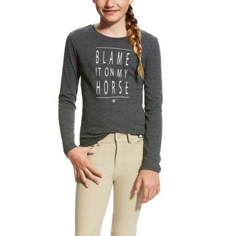 Ariat Youth Excuses Tee
