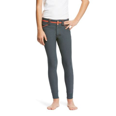 Ariat Youth Heritage Elite Knee Grip Breeches