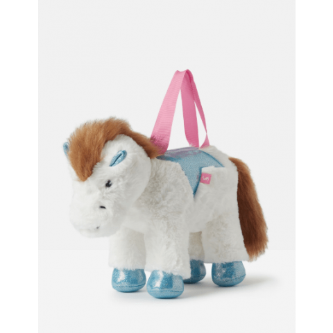 Joules Girls Sparkle Character Horse Bag
