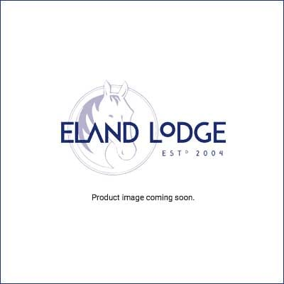 Hiho Silver Plaited Leather Bracelet with Silver Clasp