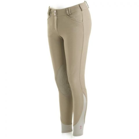 Tredstep Ireland Ladies Symphony Rosa Knee Patch Breeches