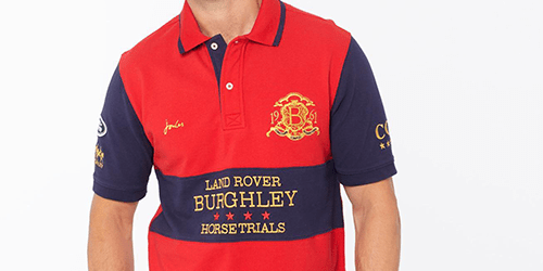 Polo & Rugby Tops