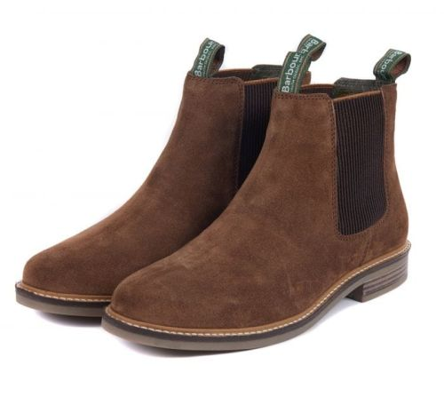 Barbour Mens Farsley Chelsea Boots