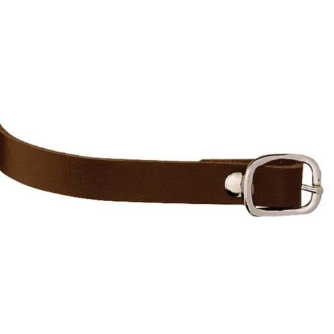 Sprenger Leather Spur Straps BROWN 45cm