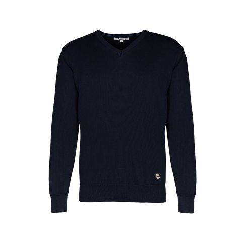 Dubarry Mens Carson Knit V Neck Jumper