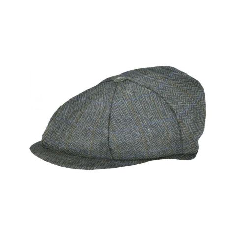 Dubarry Adults Collins Baker Boy Tweed Cap