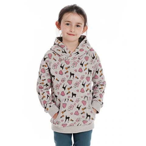 Horseware Childrens Allover Print Hoody