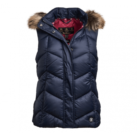 Barbour Ladies Downhall Gilet