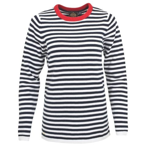 Toggi Ladies Fernanda Striped Knit Jumper
