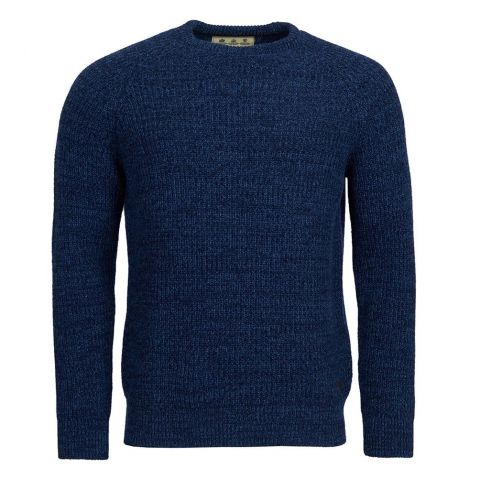 Barbour Mens Horseford Crew Neck Knit