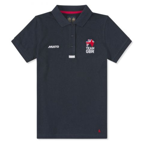 Musto Ladies BEF Team GBR Polo