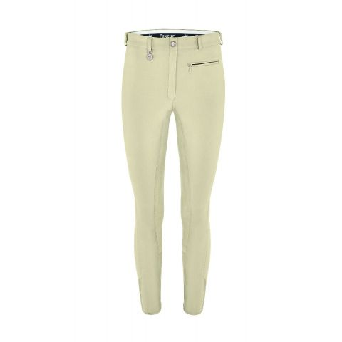 Pikeur Ladies Lugana Full Seat Velcro Bottom Breeches