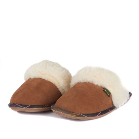 Barbour Ladies Lydia Mule Slipper
