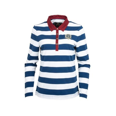 Toggi Ladies Loweswater Striped Rugby Shirt