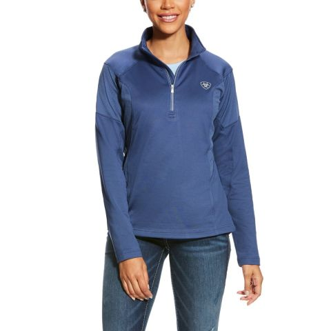Ariat Ladies Tolt 1/2 Zip Sweater