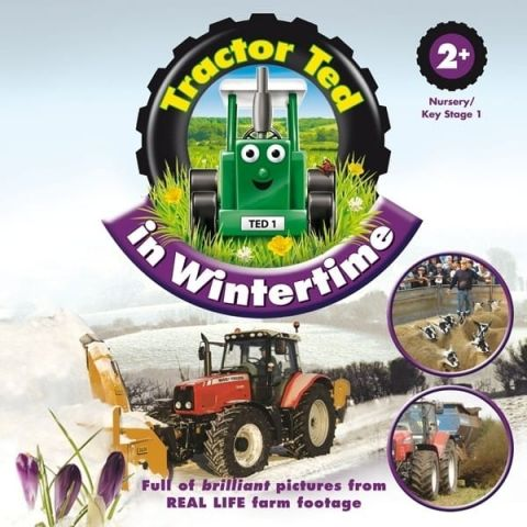 Tractor Ted in Wintertime Book