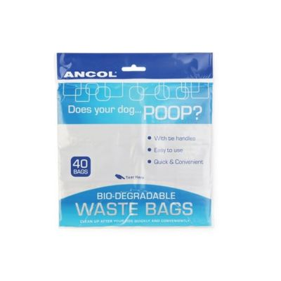 Ancol Flat Pack Waste Bags