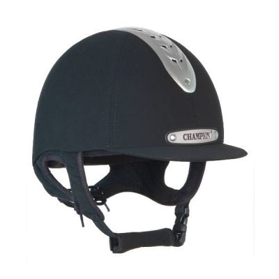 Champion Euro Deluxe Riding Hat