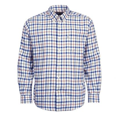 Barbour Mens Thermo-Tech Coll Shirt